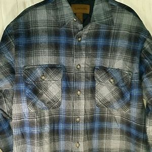 St John's bay thick lined flannel